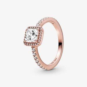 Pandora • Rose Gold Ring